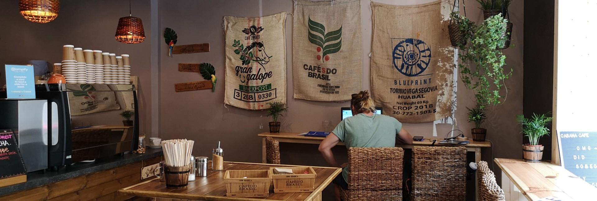 cafes page header 1